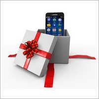 Mobile Gift Box