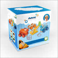 Printed Toy Packaging Box