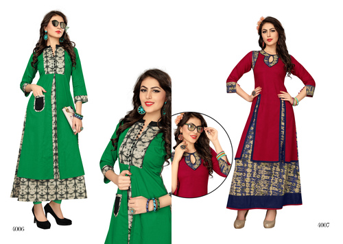 Cotton Kurti Manufacturer