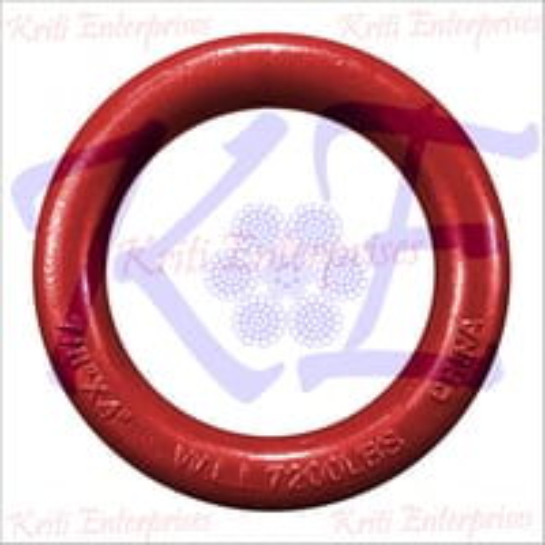 Weldless Round Ring