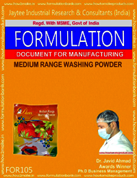 Medium Range Washing Powder