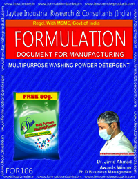 Multi Purpose Washing Powder Detergent