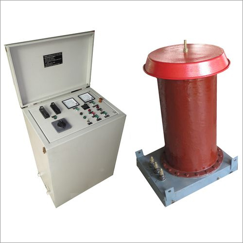 80-150 KV AC High Voltage Test Set