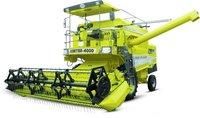 Agriculture Multicrop Combine Harvester