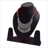 Ladies Metal Necklace