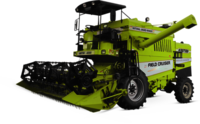 4000 4x4  Agriculture Combine Harvester