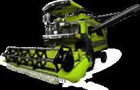 4000 Multicrop Combine Harvester