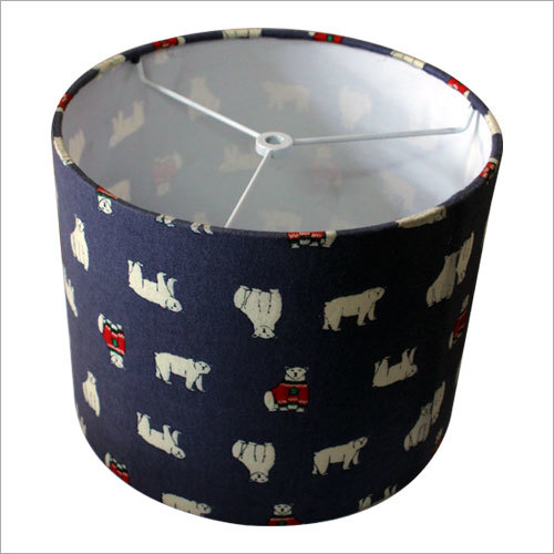 Designer Drum Lamp Shade