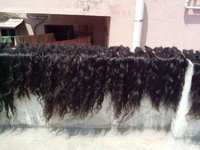 100% Raw Natural Temple Unprocessed Hair