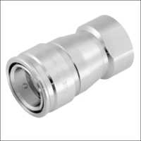 High Flow Coupling