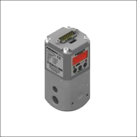 Electronic Proportional Regulators