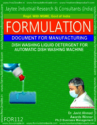 Automatic Dish Washing Liquid Detergent For Automatic Machine