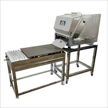Roti Machine With Roasting Unit
