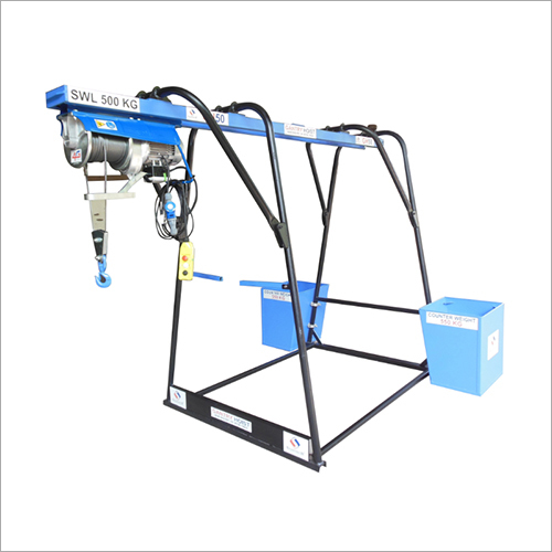 Mini Lift Gantry Hoist