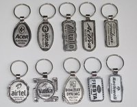 Promotional Metal Keychain
