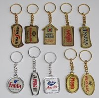 Special Metal Keychain