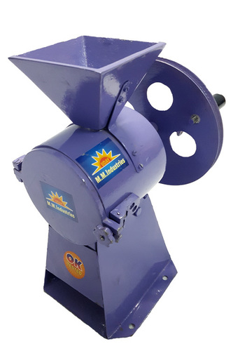 Small Hand Operated Badam Pista Tukda Machine