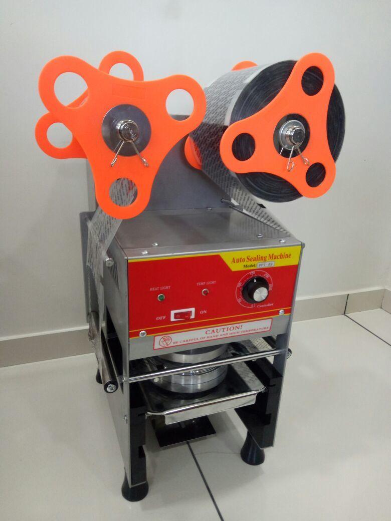 Plastic Glass Sealing Machine