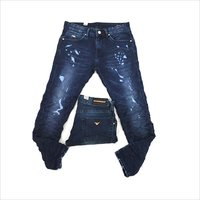 Men Fancy Jeans