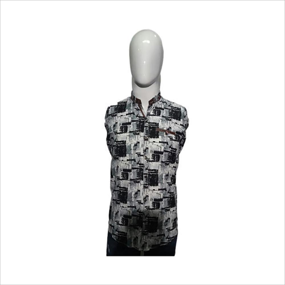 Mens Designer Print Shirts
