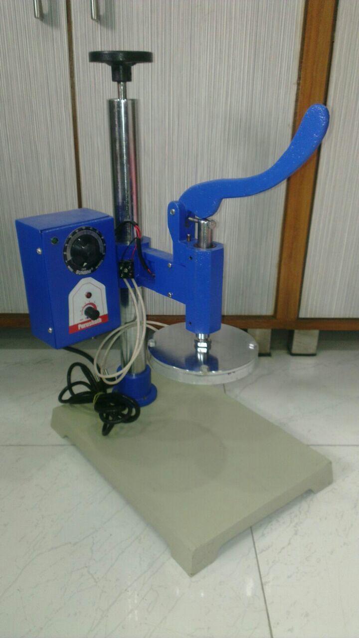 Glass Cup Sealing Machine