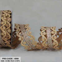 Designer Multi Cutwork Lace