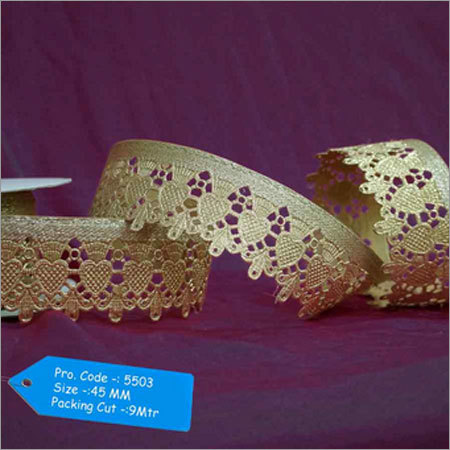 Work Cutwork Lace