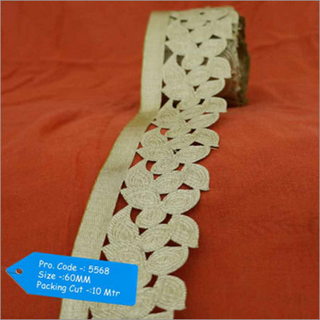 Cutwork Ribbon and Lace