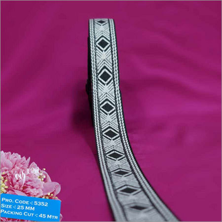 Embroidery Saree Laces