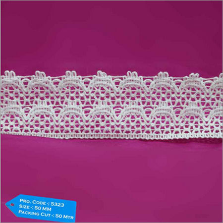 Garment Lace Border