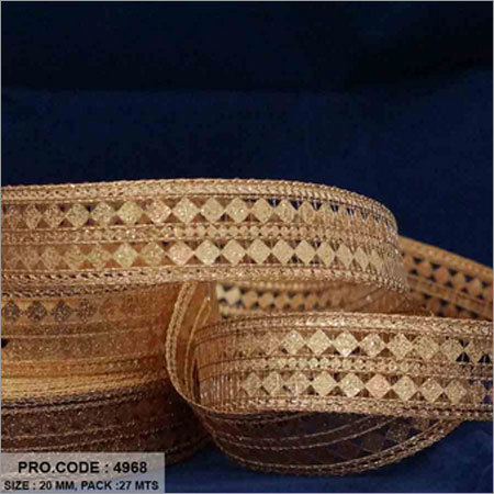20mm Fancy Sequence Lace