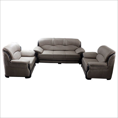 5 Seater Leather Sofa Set
