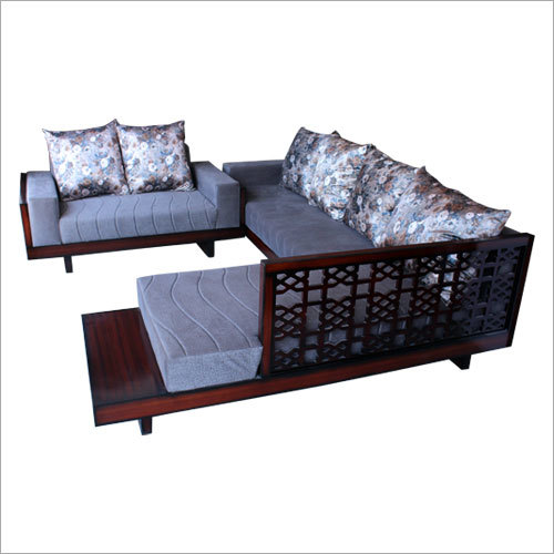 Decorative Wooden Sofa Set