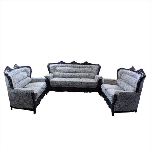 7 Seater Wooden Designer Sofa Set
