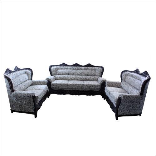 7 Seater Wooden Designer Sofa Set