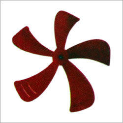 5 Leaf PP Cooler Blade