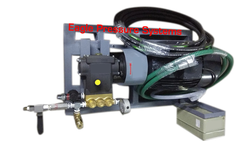 High Pressure Test Pump