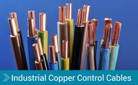 INDUSTRIAL COPPER CONTROL CABLES