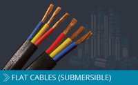 FLAT CABLES ( SUBMERSIBLE )