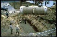 Resin Storage Tank