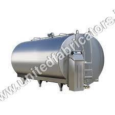 Stainless Steel Milk Storage Tank