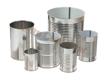 Aluminium Tin Can