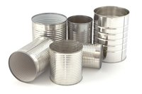 Tin Cans Without Labels