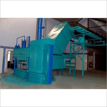 Fully Automatic Cotton Baling Press