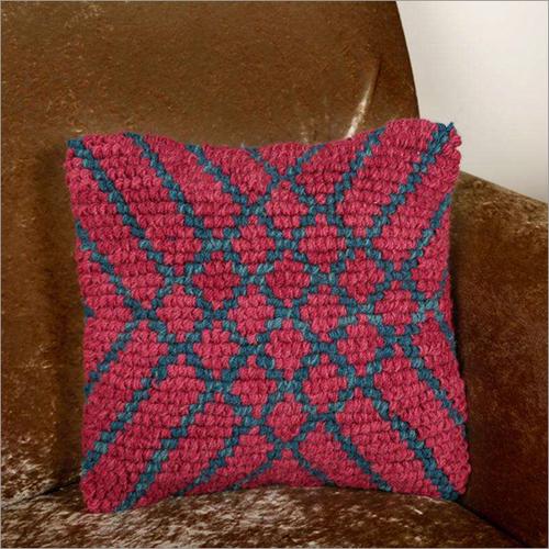 Hand Woven Wool Cushion Cover