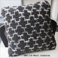 Hand Woven Wool Cushion Cover