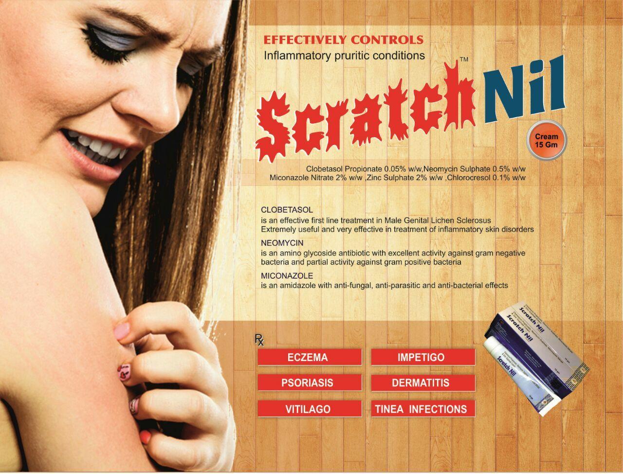 Scratch Nil Ointment