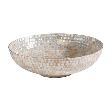 Bone Inlay Bowl