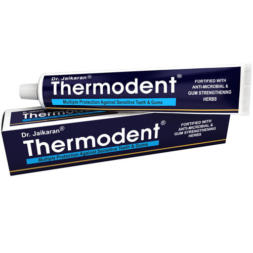 thermodent toothpaste