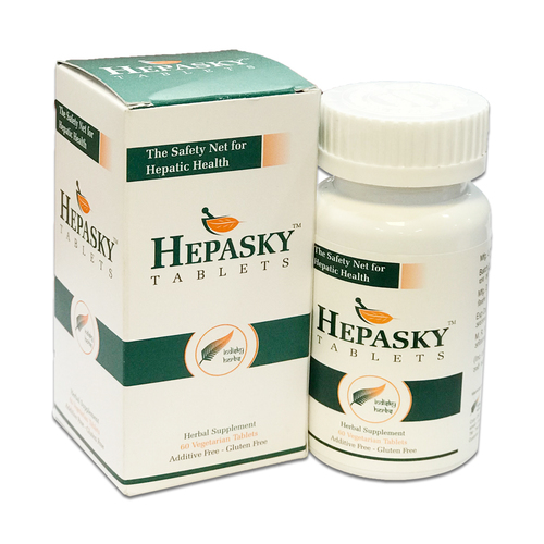 Hepasky Tablet (Herbal Product)